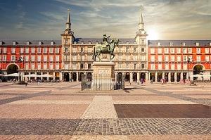 Stadtführung Madrid
