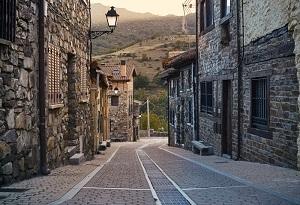 Wanderungen Sierra de Madrid