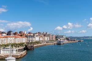 Stadtführung Santander