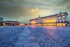Stadtführung Santiago de Compostela