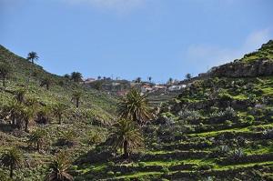 Wanderung Valle Hermoso