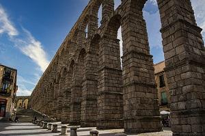 Stadtführung Segovia