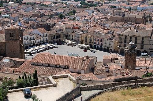 Reisebeispiel Extremadura